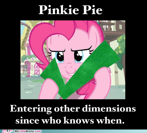 check dimensions pinkie pie ponies who knows when - 5858727424