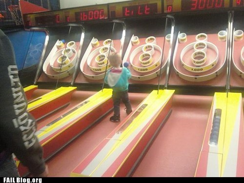cheating isnt-any-better skeeball this game - 5862134272
