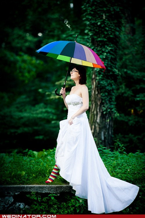 umbrella,socks,cute,rainbow