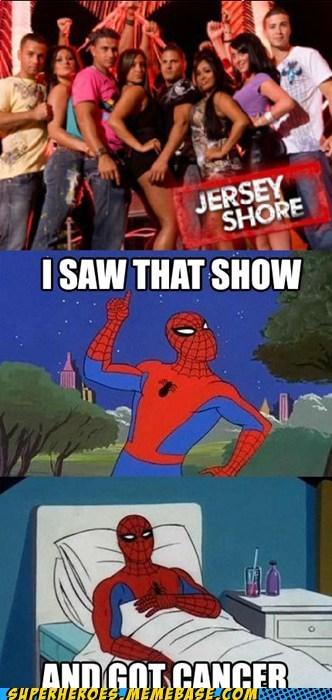 eww,jersey shore,Spider-Man,superheroes,Super-Lols,wtf