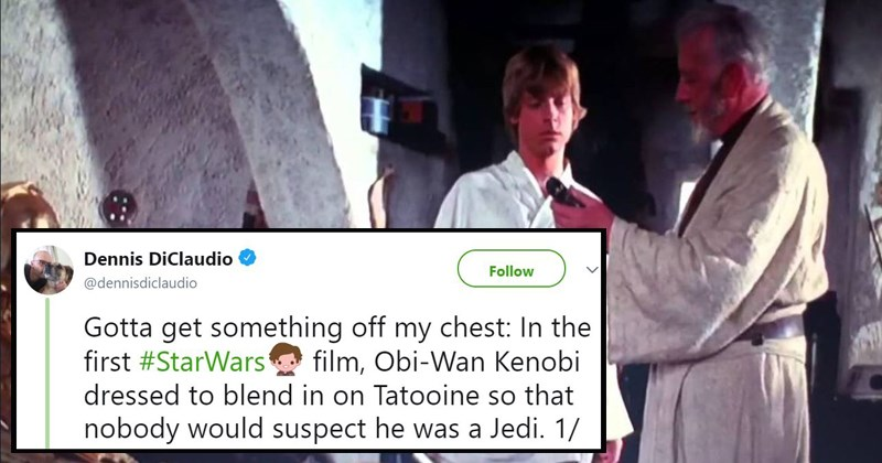 twitter obi-wan kenobi star wars debate star wars jedi robes luke skywalker twitter debate yoda obi wan Jedi tatooine jedi fashion - 5864965