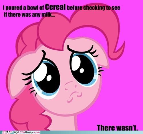 Pinkie Pie Filly eyes