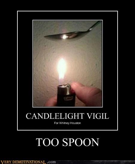 hilarious spoon whitney houston - 5865933568