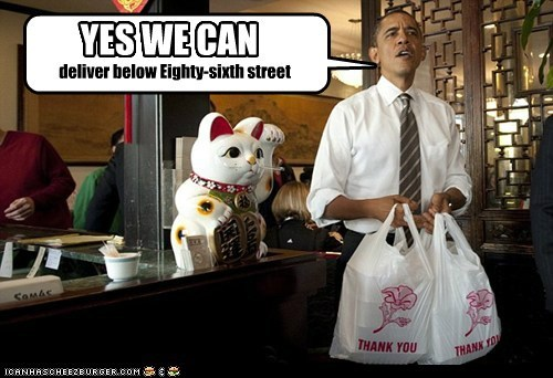 barack obama chinese food political pictures - 5865990144