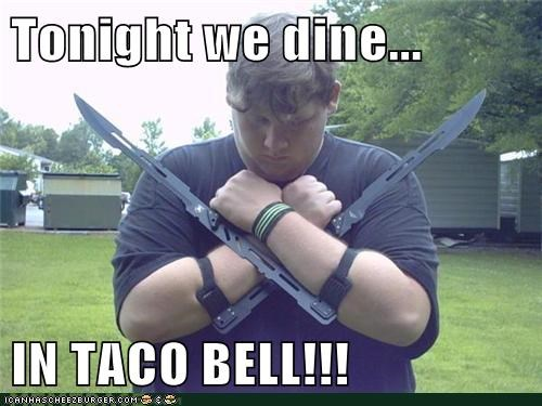 taco bell this is sparta weird kid - 5866579968