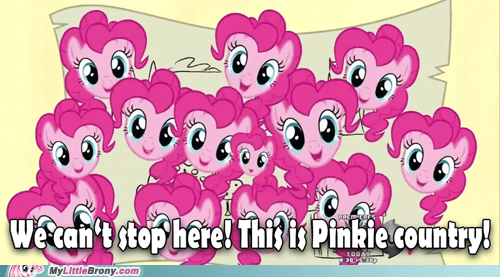 crossover meme new episode pinkie country pinkie pie - 5866587136