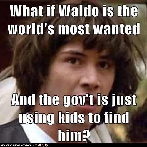 conspiracy keanu criminal kids odlaw waldo - 5867586816