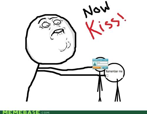 KISS meta Rage Comics remember - 5867701760