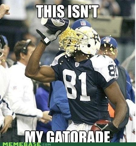 butter football gatorade Memes Popcorn - 5868062208