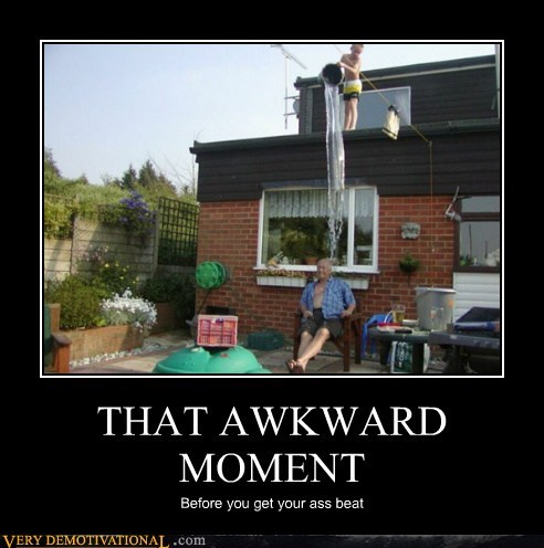 Awkward bad idea hilarious jerk kid roof - 5868111104