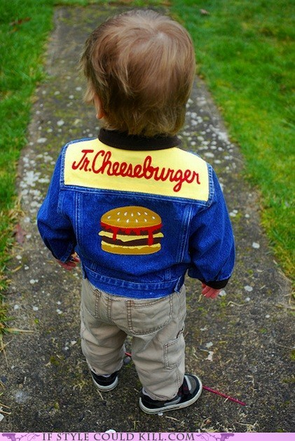 cheeseburgers cool accessories jackets kids - 5868248576