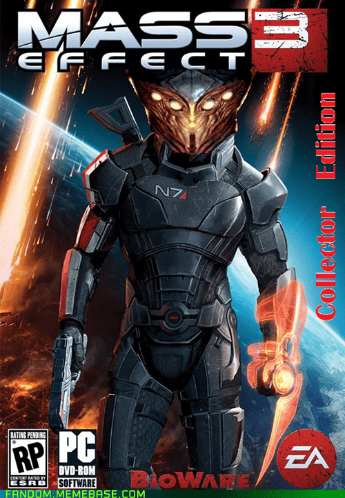 collector Fan Art mass effect special edition - 5868403968