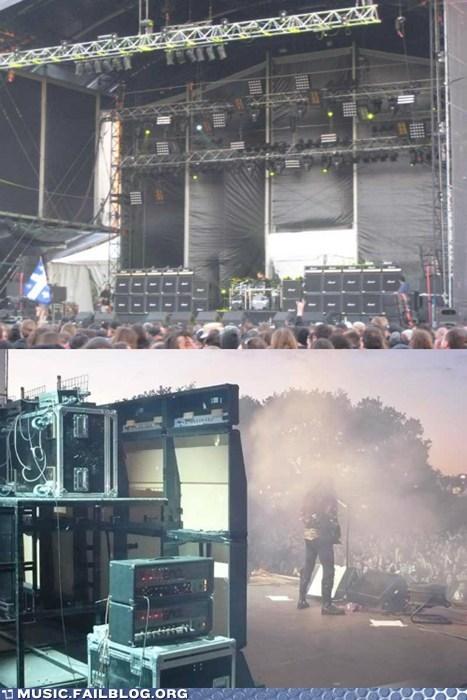 amp concert equipment live show - 5868546816