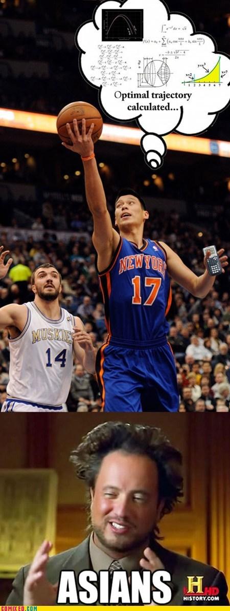 asian basketball easy peasy harvard Jeremy Lin New York Knicks - 5868759040