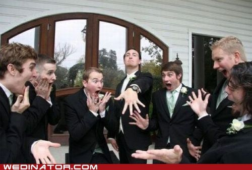 funny wedding photos guys Hall of Fame rings - 5869043456