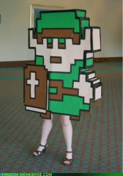 cosplay legend of zelda link video games - 5869580032