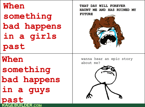 life,men vs women,Rage Comics,story
