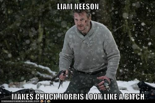 actor celeb funny Hall of Fame liam neeson - 5869818368
