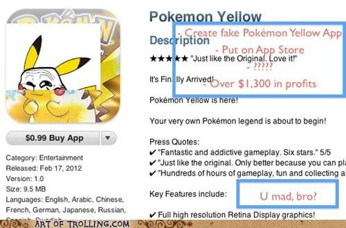 App fake Pokémon shoppers beware - 5870115072