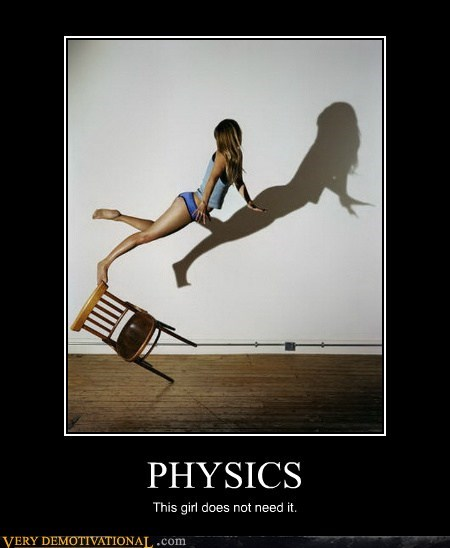 girl,hilarious,physics,Sexy Ladies