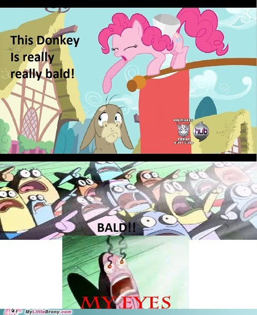 bald best of week comics hairpiece my eyes pinkie pie toupee - 5871674368