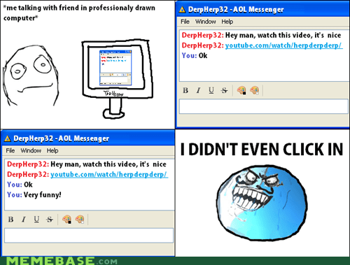 chat i lied Rage Comics Video youtube - 5872177152
