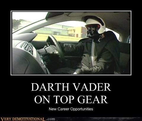 darth vader hilarious top gear wtf - 5872235520