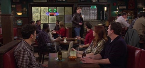 cameo carter bays conan conan obrien how i met your mother TV - 5872307200