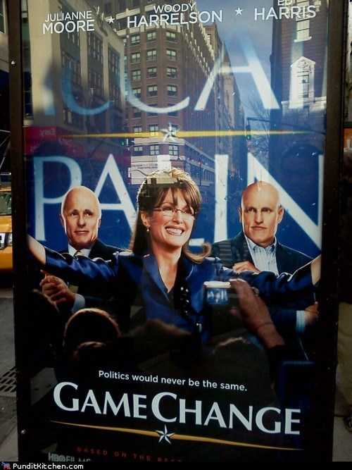 Game Change john mccain movies political picture political pictures Sarah Palin - 5872546816