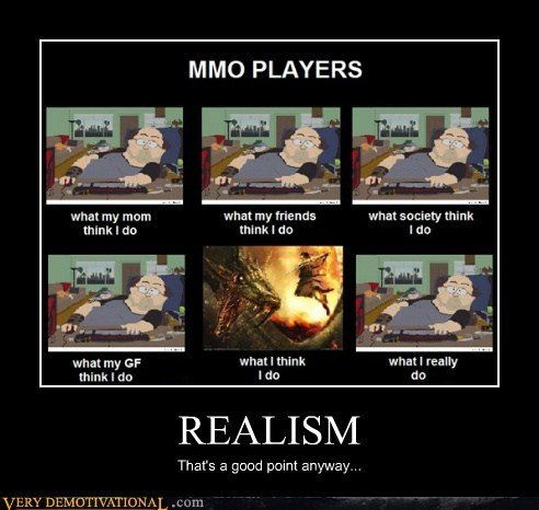 hilarious MMO realism video games wtf - 5872627456
