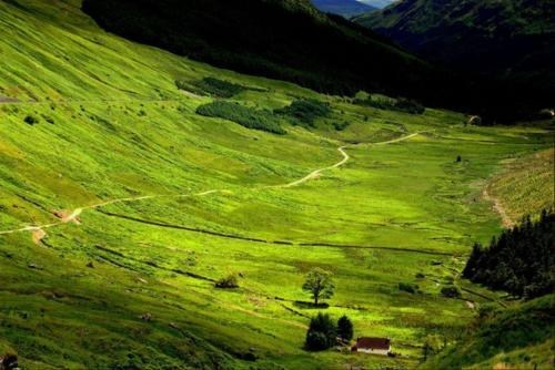 britain europe getaways glen green scotland UK united kingdom - 5873007872