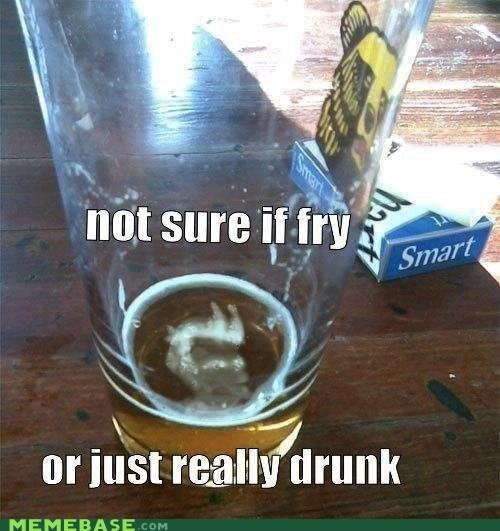 beer drunk fry toy story - 5873012736