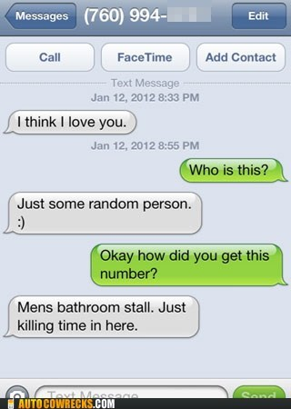 love,poop,pooping,wrong number