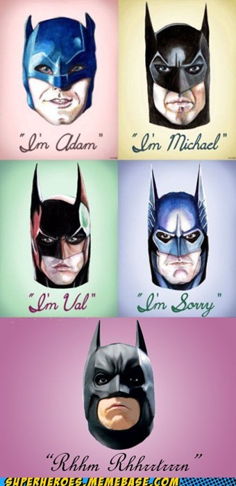 batman christian bale gravely voice speak up Super-Lols - 5873174272