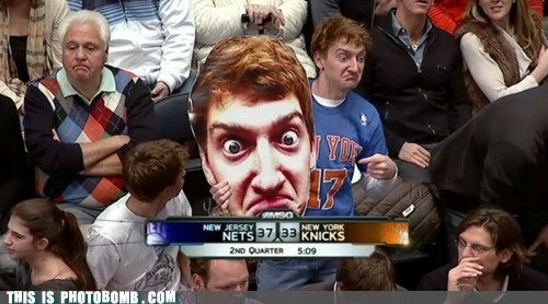 basketball,best of week,disappointed,everywhere,Good Times,Linsanity,photobomb kid,sports guy