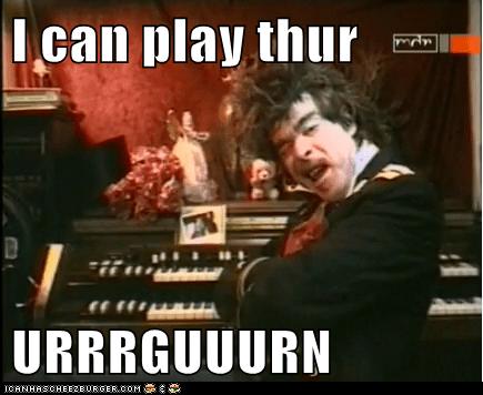 derp,Music,musician,organ