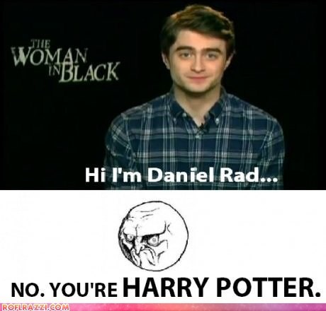 Daniel Radcliffe,funny,Hall of Fame,Harry Potter,meme,no,Photo
