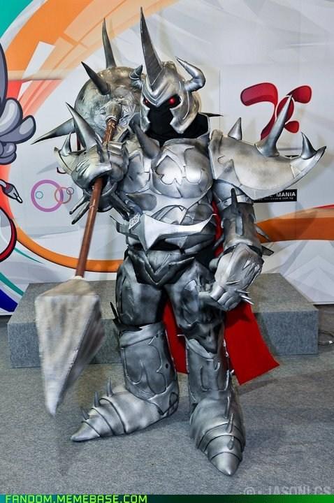 cosplay league of legends mordekaiser video games - 5873773312