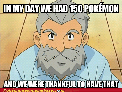 classic first gen in MY day Memes old guy thankful - 5873904896