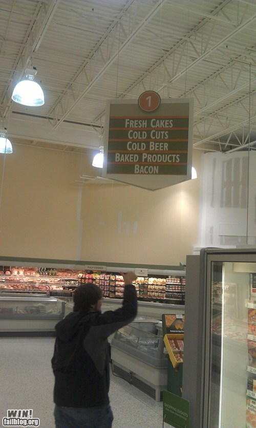 bacon food grocery store store - 5874018048