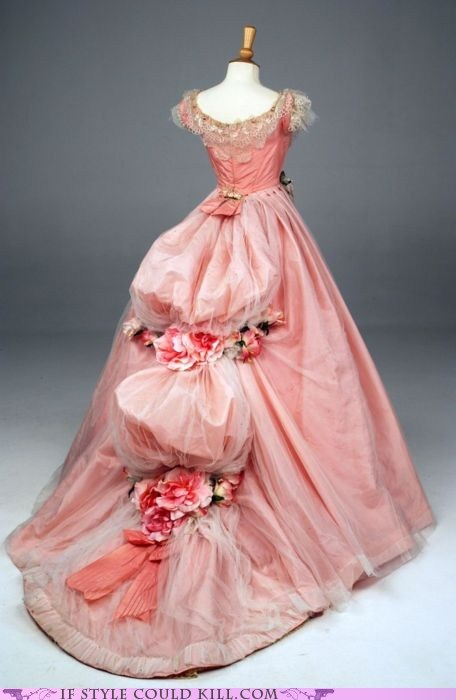 best of the week,cool accessories,dresses,flowers,gowns,pink