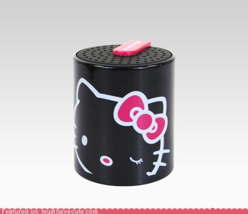 bluetooth electronics hello kitty Music speaker - 5874254080
