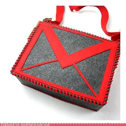 bag craft DIY email envelope purse - 5874261248