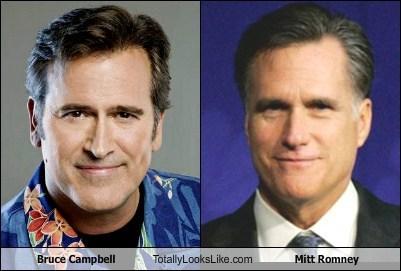 bruce campbell,funny,Mitt Romney,TLL