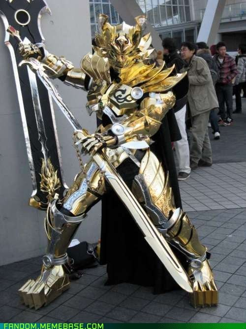 cosplay garo TV video games - 5875465472