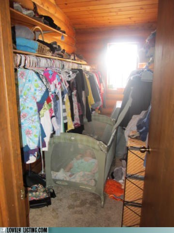 bedroom closet clothes crib punishment - 5876931584