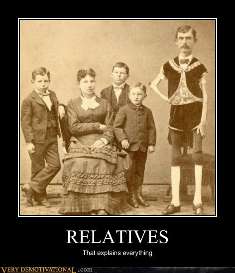 family hilarious relatives wtf - 5877155840