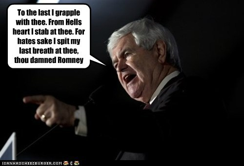 funny newt gingrich republican - 5877382912