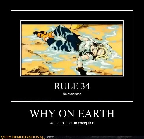 dragonball z hilarious Rule 34 wtf