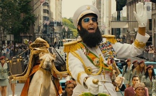 academy awards,hugo,oscars,sacha baron cohen,the dictator,TV